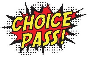 Choice Pass Logo