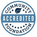 National Standards Seal Accredited Community Foundation