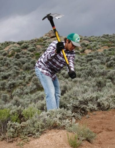Gunnison Trails Youth Trail Crew - courtesy Gunnison Country Times