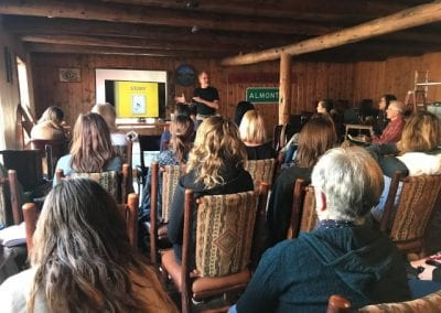 Nonprofit Network - Alan Wartes and Storytelling in Almont - April 2018