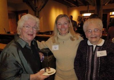 Polly Spann, Cathy Dea, Betty Light