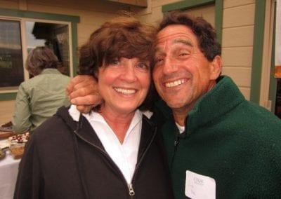 Sandra and John Cosentino