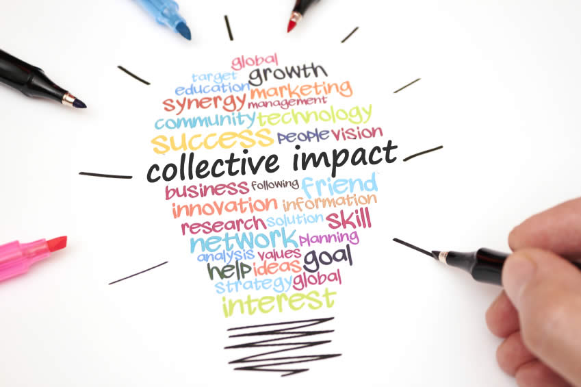 Collective Impact – Coming Together to Address Complex Issues